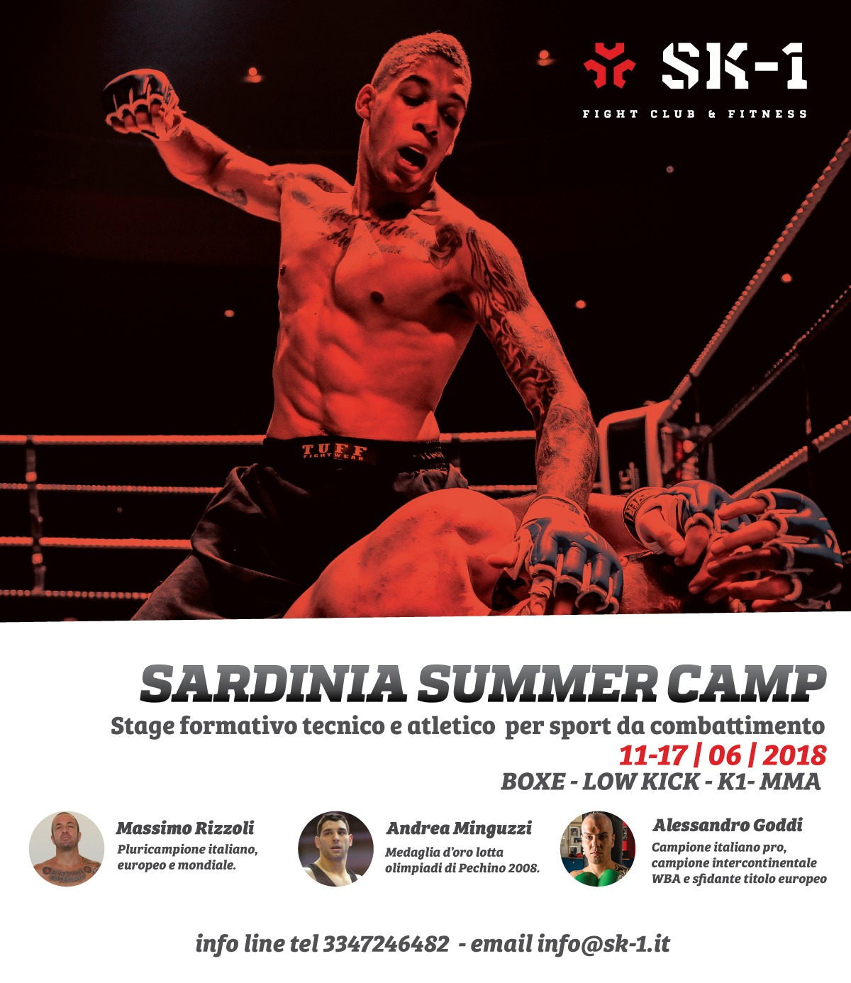Sardinia Summer Camp - giugno 2018